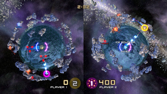 STAR STRIKE ULTRA ゲーム画面9
