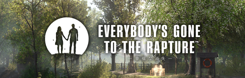 Everybody's Gone to the Rapture -幸福な消失- バナー画像