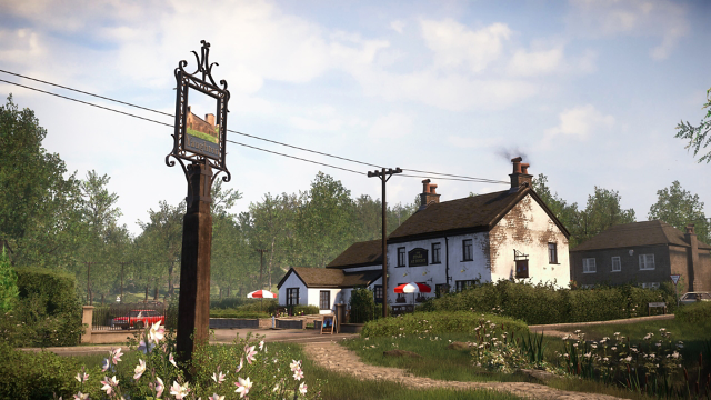 Everybody's Gone to the Rapture -幸福な消失- ゲーム画面7