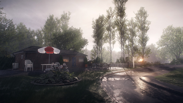 Everybody's Gone to the Rapture -幸福な消失- ゲーム画面10