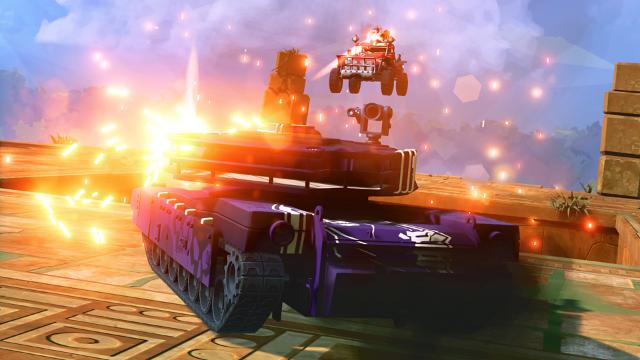 ハードウェア:ライバルズ ゲーム画面4