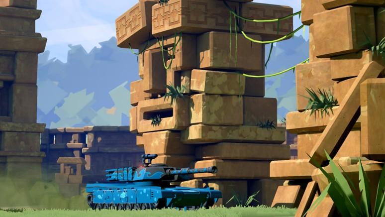 『ハードウェア:ライバルズ』ゲーム画面
