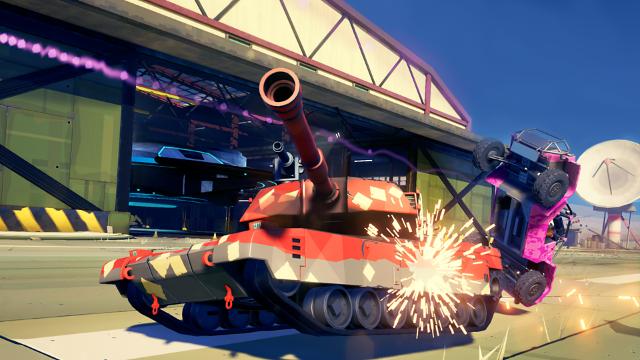 ハードウェア:ライバルズ ゲーム画面9