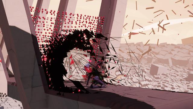 バウンド:王国の欠片 ゲーム画面4
