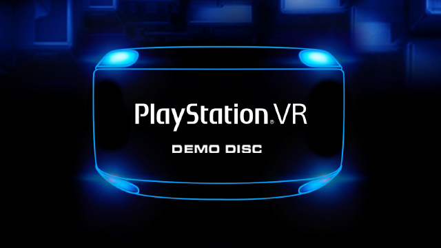 PlayStation VR Demo Disc