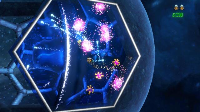 BLAST・FACTOR ゲーム画面2