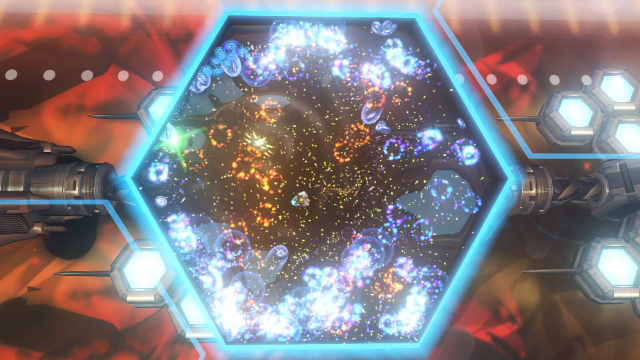 BLAST・FACTOR ゲーム画面4