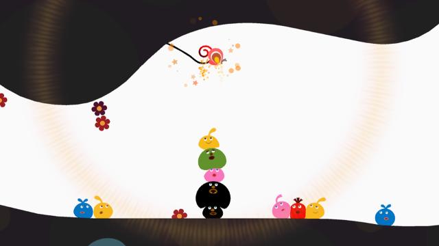おいでよロコロコ!! BuuBuu Cocoreccho! ゲーム画面1