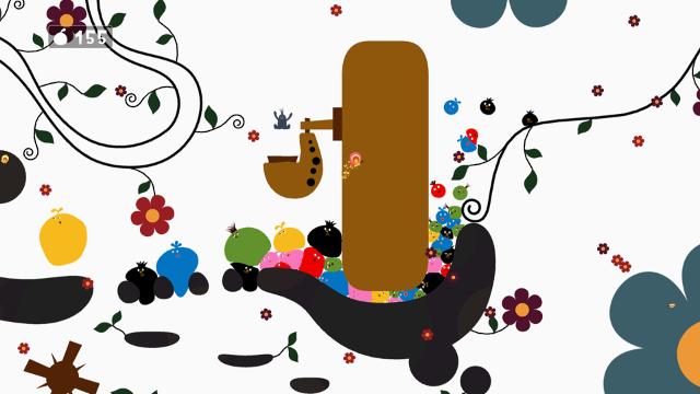 おいでよロコロコ!! BuuBuu Cocoreccho! ゲーム画面2