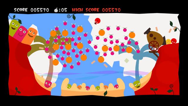 おいでよロコロコ!! BuuBuu Cocoreccho! ゲーム画面6