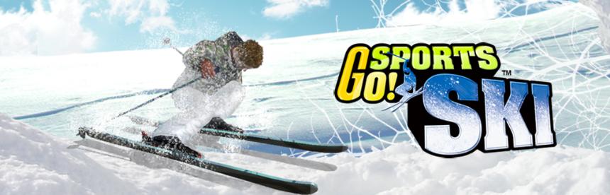 Go! Sports Ski バナー画像