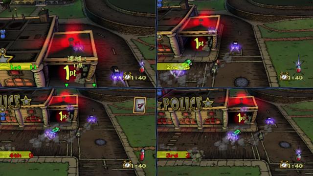 コーリング オール カーズ! ゲーム画面6