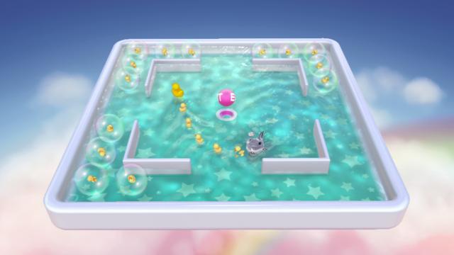 ぽちゃぽちゃあひるちゃん ゲーム画面3