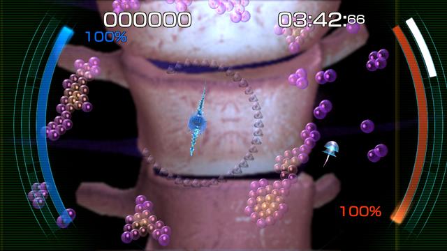 Bacterius ~バクテリウス~ ゲーム画面2