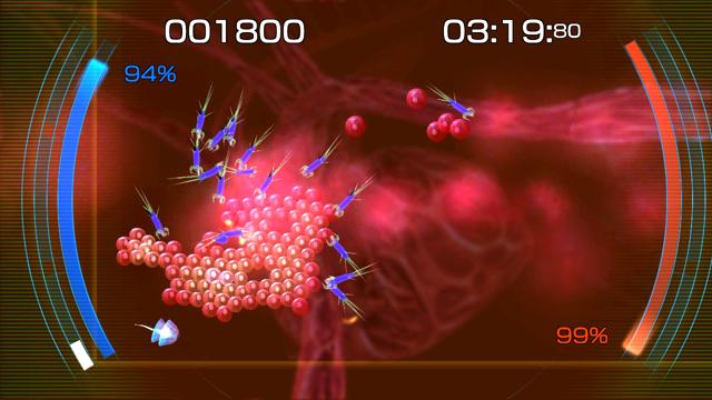 Bacterius ~バクテリウス~ ゲーム画面5