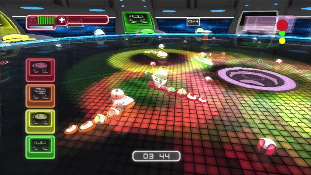 スネークボール ゲーム画面3
