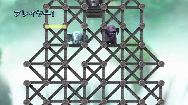 エレファンク ゲーム画面2