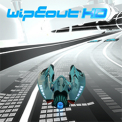 WipEout HD ジャケット画像