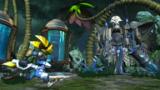 ラチェット&クランク FUTURE外伝 海賊ダークウォーターの秘宝 ゲーム画面1