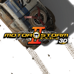 MotorStorm 2 3D ジャケット画像