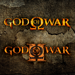 God of War HD & God of War II HD ジャケット画像