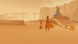 風ノ旅ビト ゲーム画面1