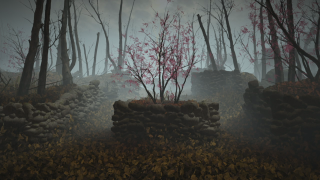 DATURA ゲーム画面1
