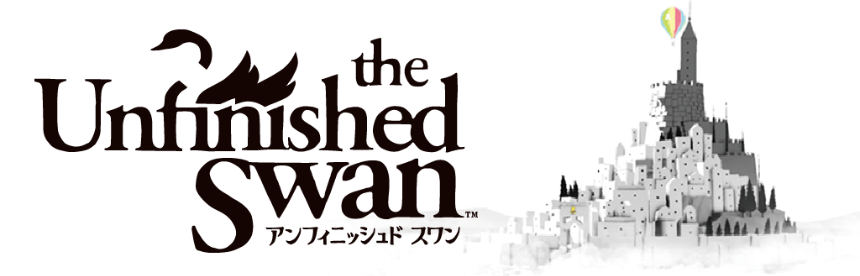 The Unfinished Swan バナー画像