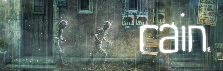 rain バナー画像