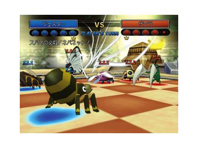 ローグギャラクシー ディレクターズカット ゲーム画面3