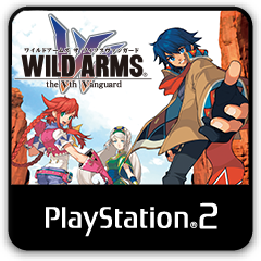 WILD ARMS the Vth Vanguard ジャケット画像