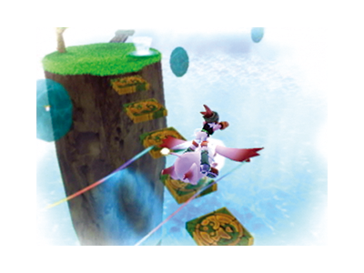 デュアルハーツ ゲーム画面3