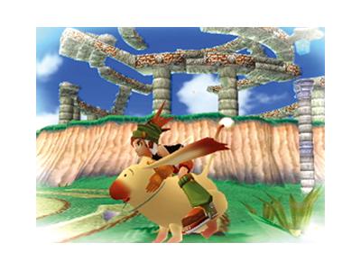 デュアルハーツ ゲーム画面5