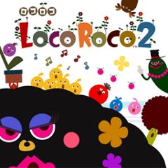 LocoRoco 2 PSP the Best ジャケット画像