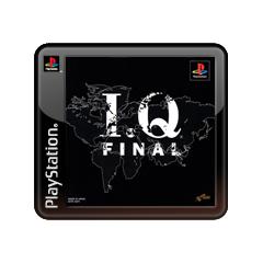 I.Q FINAL ジャケット画像