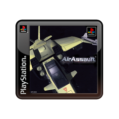 AirAssault(原題:WARHAWK) ジャケット画像