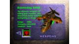AirAssault(原題:WARHAWK) ゲーム画面2