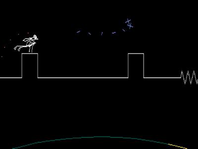 ビブリボン ゲーム画面6