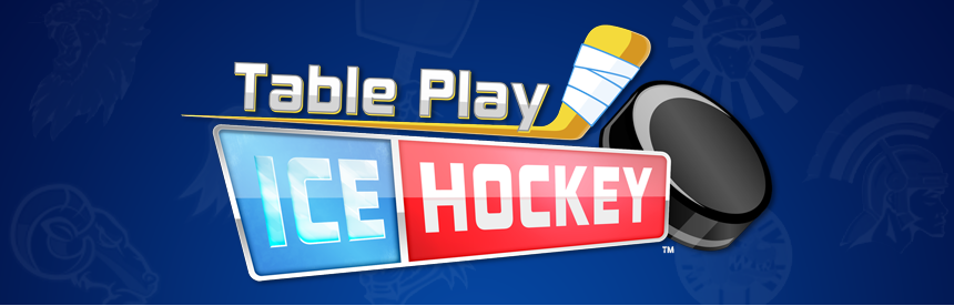 Table Play Ice Hockey バナー画像