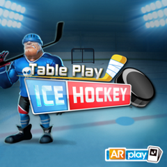 Table Play Ice Hockey ジャケット画像