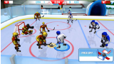 Table Play Ice Hockey ゲーム画面2