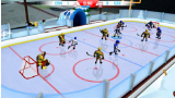 Table Play Ice Hockey ゲーム画面3