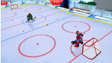 Table Play Ice Hockey ゲーム画面9