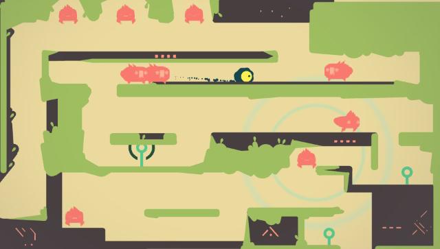 サウンドシェイプ ゲーム画面5