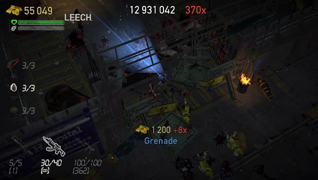 デッドネーション ゲーム画面6