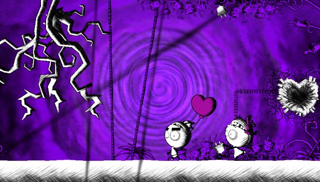 むらさきべいびー ゲーム画面5