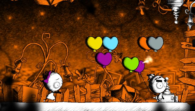むらさきべいびー ゲーム画面8