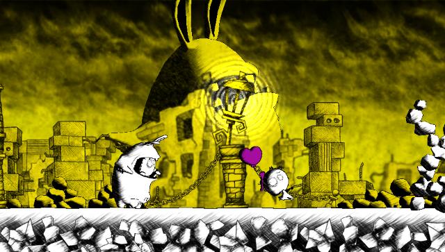 むらさきべいびー ゲーム画面9