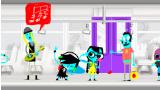 モンスターバッグ ゲーム画面2