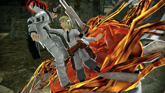 フリーダムウォーズ 体験版 ゲーム画面2